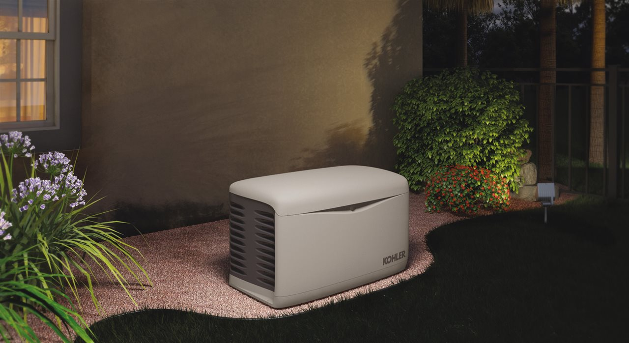 Standby Generator   ALLIN Home Inspections   Stormy Weather Sterling