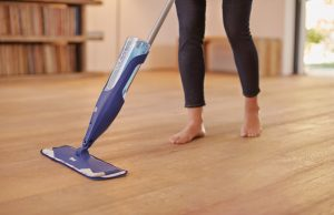 cleaning hardwood floors Sterling | ALLIN Home Inspections