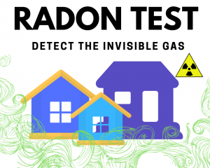 Radon residential test Sterling | ALLIN Home Inspections