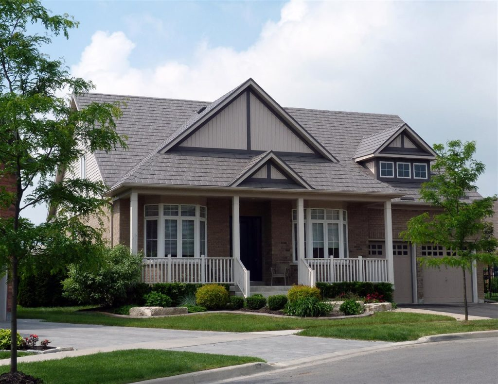 beautiful house | ALLIN Home Inspections | metal roofing Sterling