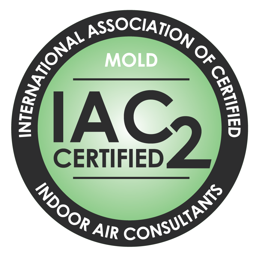 IAC2 logo | ALLIN Home Inspections