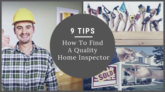 a quality home inspector | ALLIN Home Inspections | Sterling Home Inspection
