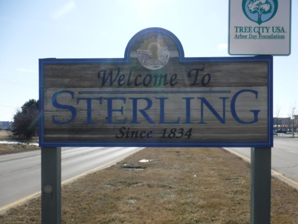 Sterling IL