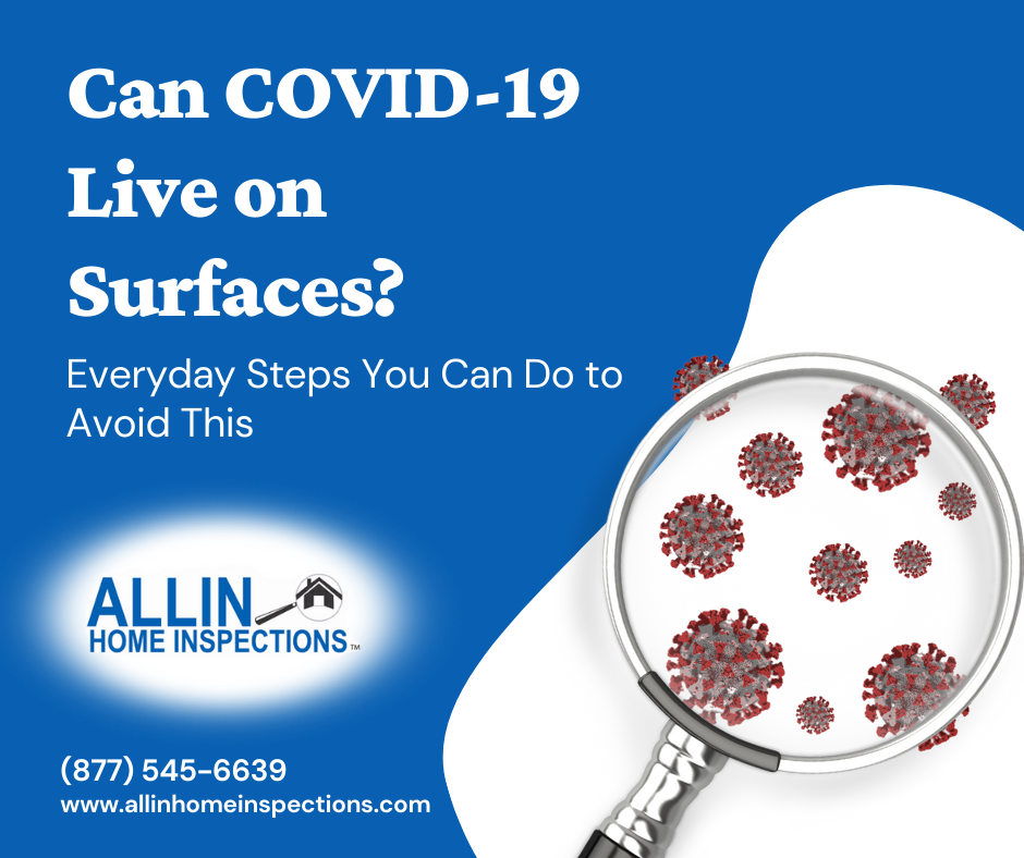 AllIN Home Inspections Covid-19 plan