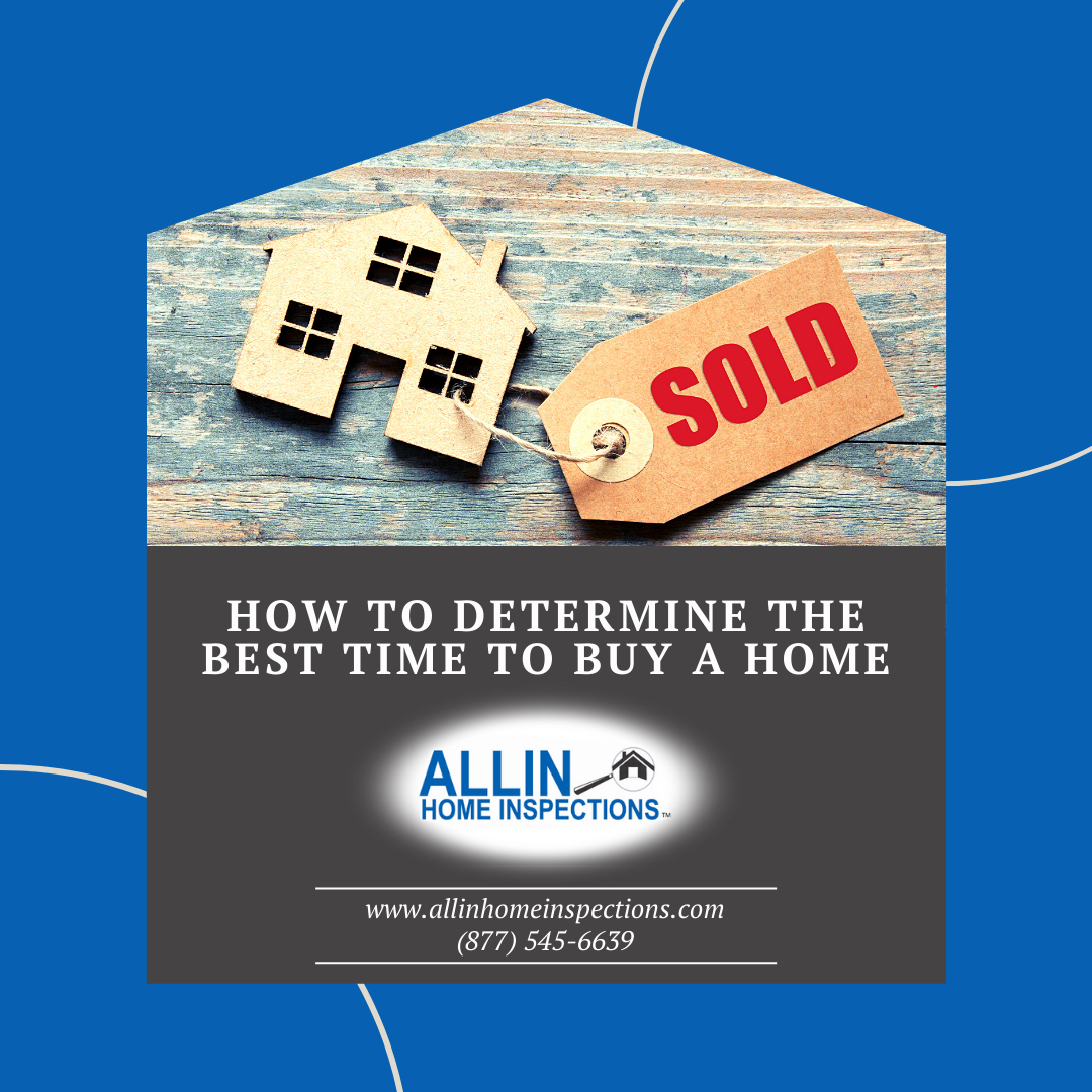 AllIn Home Inspections How to Determine the Best Time to Buy a Home